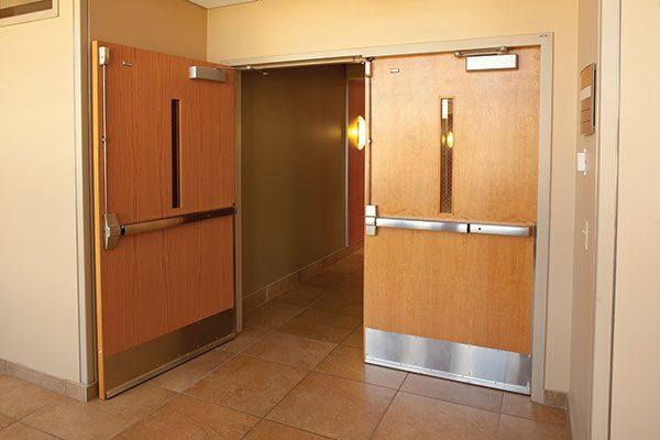 Fire - Rating Doors